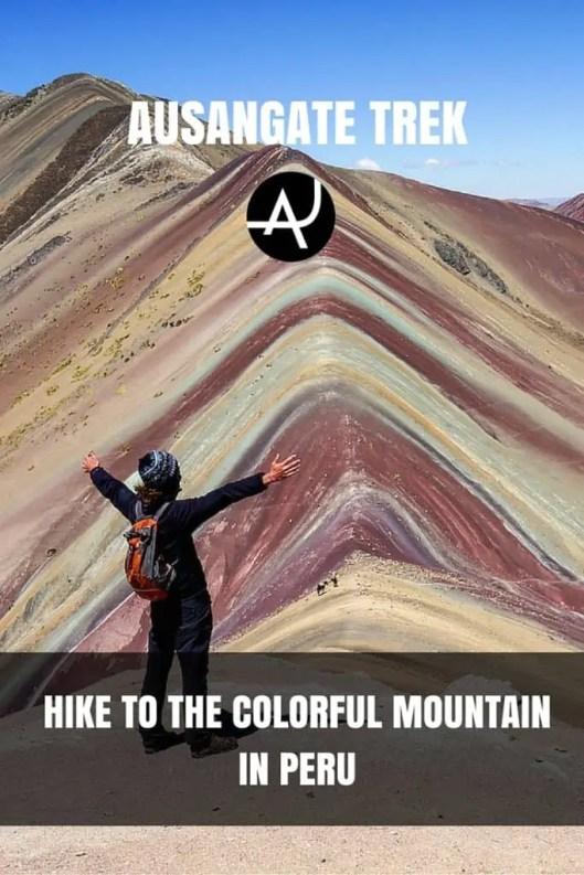 Ausangate Trek in Peru