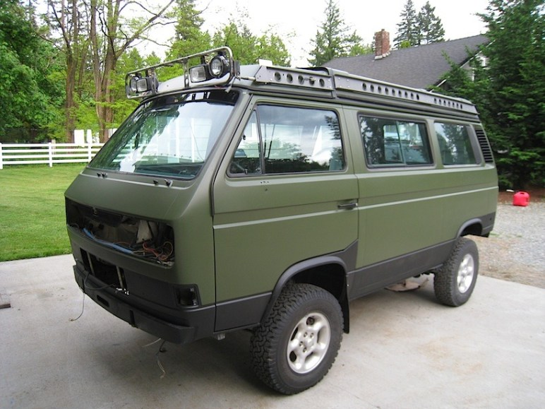 Build Your Own Subaru >> Rig of the month-Das Mule - | TAP into Adventure!