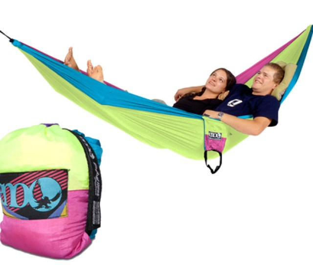 A Big Thanks To Everyone Who Participated In Our Eno Double Nest Hammock Giveaway The Response To Our Retro Themed Giveaway Was Rad