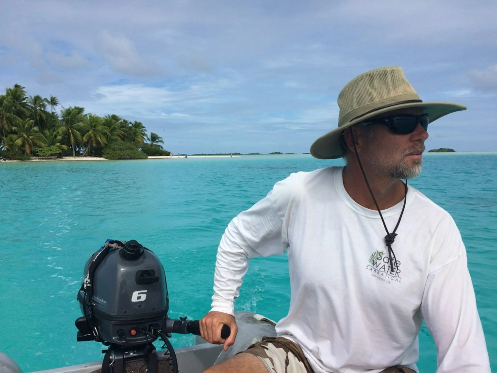 Rangiroa Blue Lagoon The Adventure Travelers