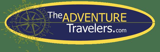The Adventure Travelers.com logo
