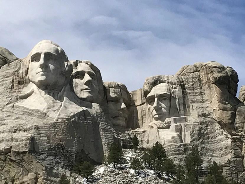 Mount Rushmore The Adventure Travelers