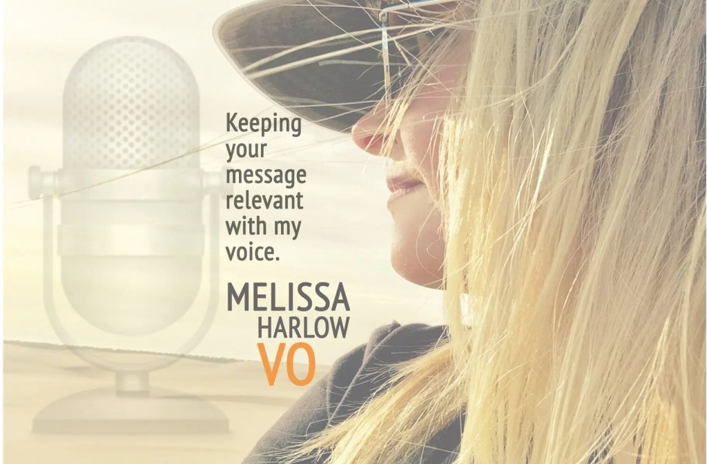 Melissa Harlow voice over actress