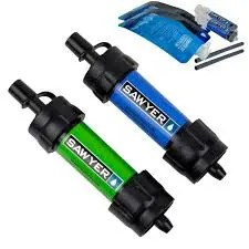 Sawyer Water Filtration The Adventure Travelers