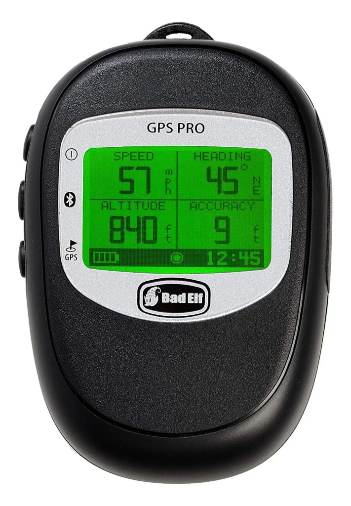 Bad Elf GPS Pro The Adventure Travelers