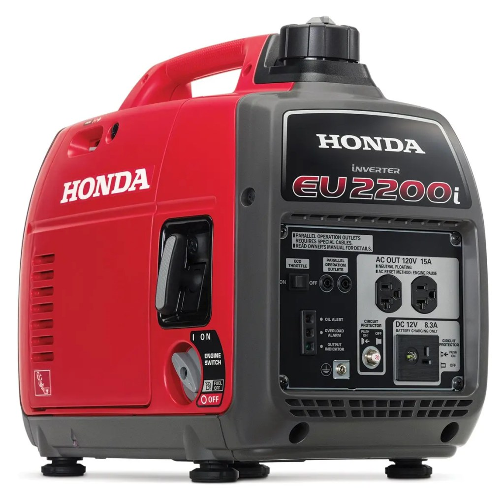 Honda Generator The Adventure Travelers