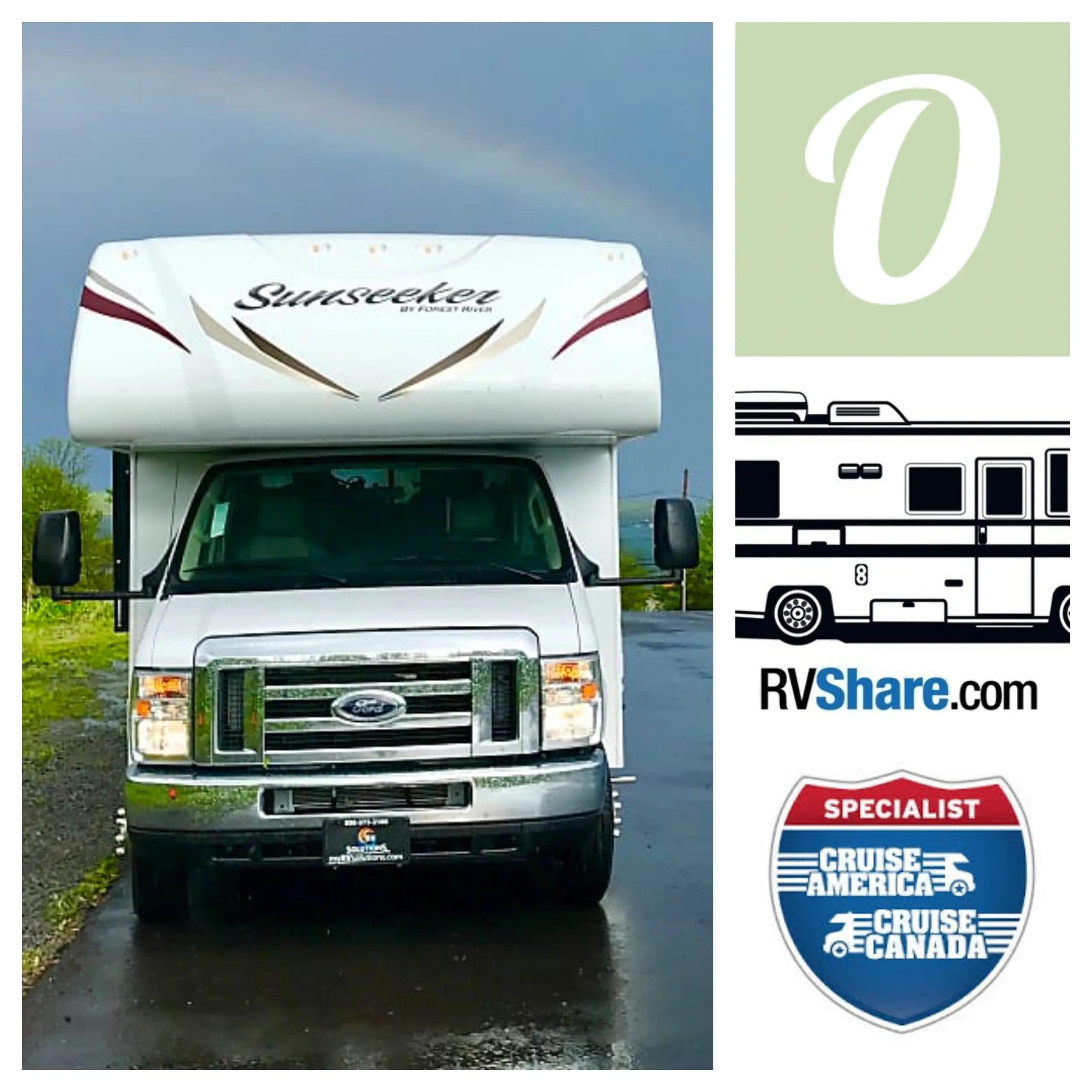 Top 3 RV Rentals The Adventure Travelers