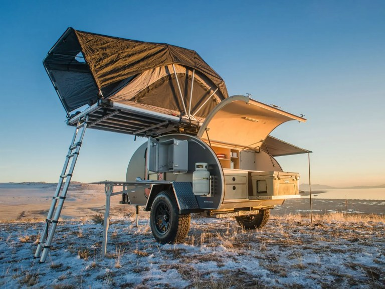 escapod-off-road-overland-teardrop-trailers The Adventure Travelers