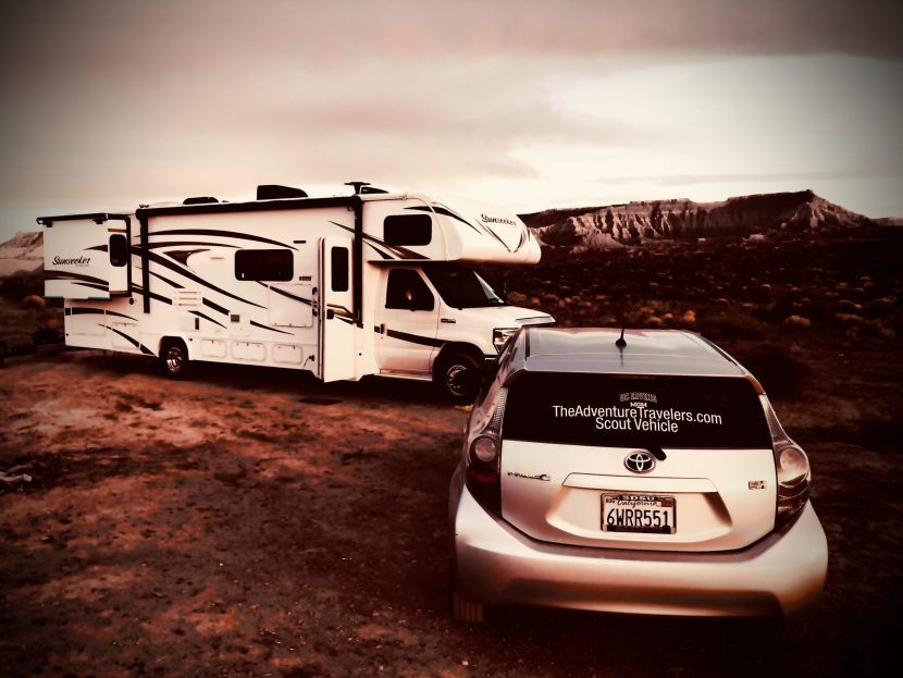Doomsday Prepper Mobile Fortress The Adventure Travelers