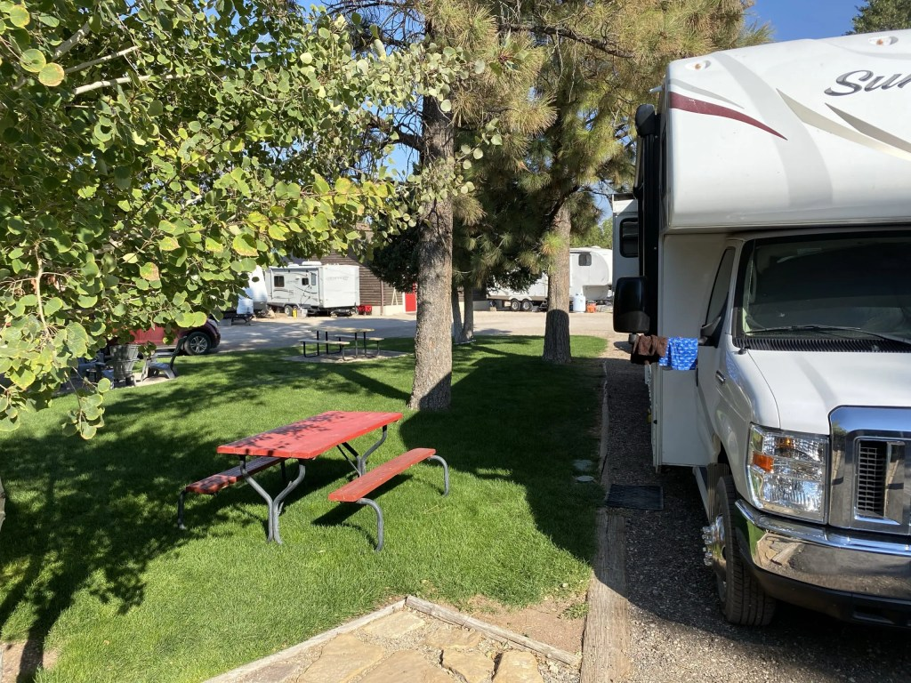 Red Ledge Rv Park and Campground The Adventure Travelers