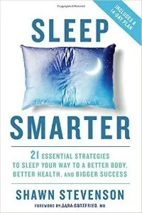 ... Your Way to A Better Body, Better Health, and Bigger Success by Shawn Stevenson a good, practical, thoughtful gift idea for people who can't sleep? Yes!