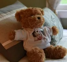 teddy bear gift for someone at end of life