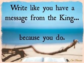free blogging advice Christians