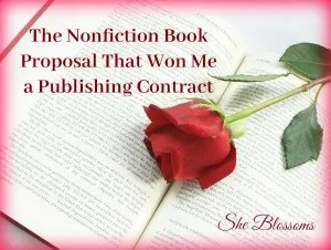 how to write a nonfiction Christian book proposal