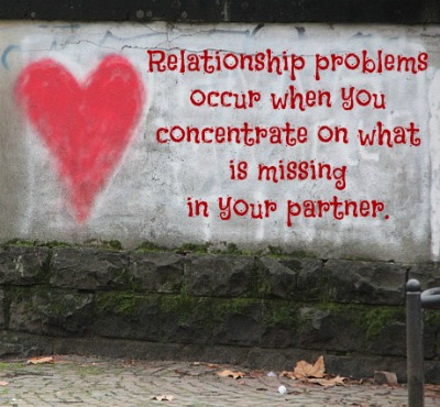 causes of problems in relationships