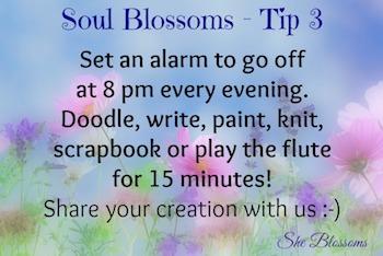 Spirit She Blossoms Tip 3