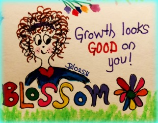Letting Go – Blossom Tip 50