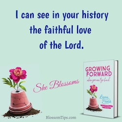 How to bridge the gap between you and God she blossoms tips