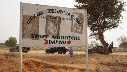 Image result for dapchi school attack