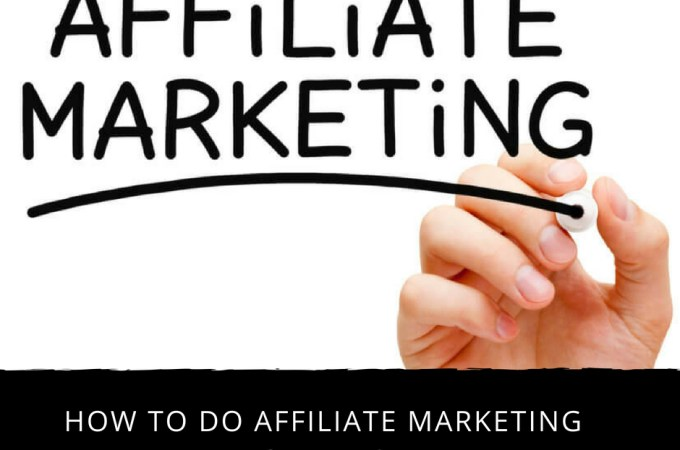 How To Do Affiliate Marketing Online?