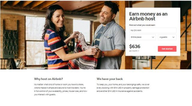 airbnb - Top 5 Travel Affiliate Programs For Travel Bloggers in 2019