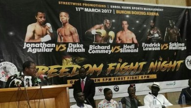 Ghana Boxing