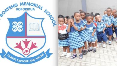 D.K Boateng Memorial School