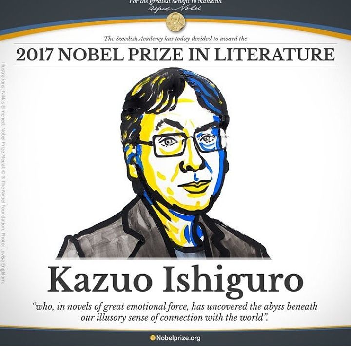 Kazuo Ishiguro: Winner, Nobel Prize In Literature 2017