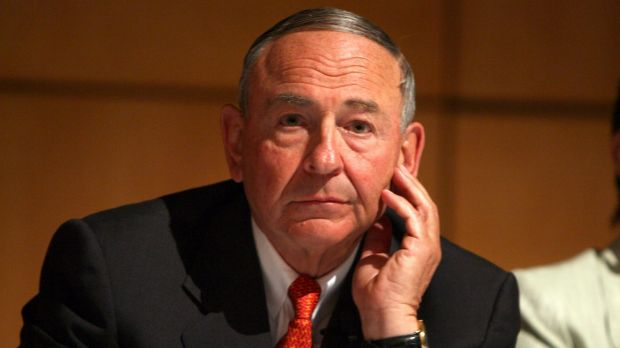 Maurice Newman has come under fire after he wrote in The Australian that scientific modelling showing the link between humans and climate change was wrong.