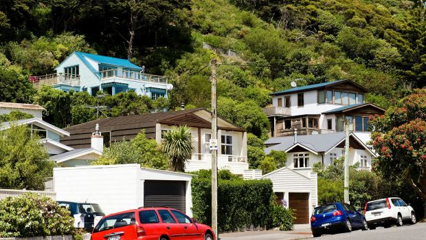 Higher-value New Zealand homes such as those in Eastbourne, Wellington are selling well, boosting median home values as ...