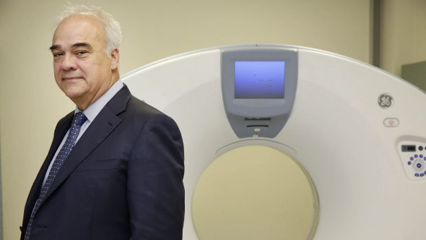 Malcolm Parmenter, who will replace Peter Gregg (pictured) as Primary Health Care's CEO, is making sure he has a Plan B.