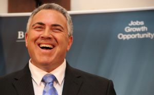Joe Hockey's budget offers encouragement to small business but fails to reconcile lower taxes with the much touted quest for fairness.