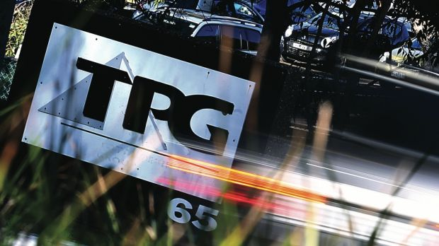 TPG shares have been savaged.