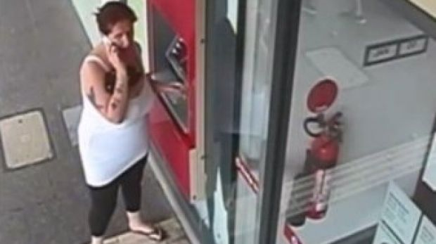 The the last independent and confirmed sighting of Samantha Kelly was on January 20 at an ATM.