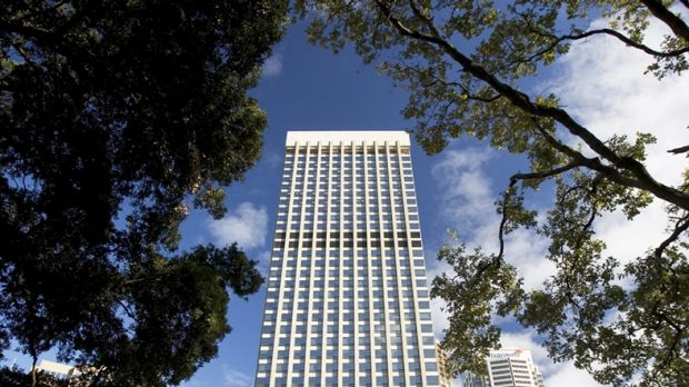 Balancing the bank drag were strong lifts in a number of large-cap listed property trusts.