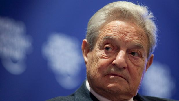 George Soros has been targeted in a new lawsuit.