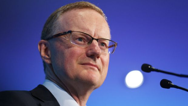 """RBA governor Philip Lowe is set to give a """"household debt, housing prices and resilience"""" speech on Thursday as the ..."""