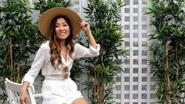 Jane Lu, founder of Showpo, which is on track to book $25 million in revenue for 2016.