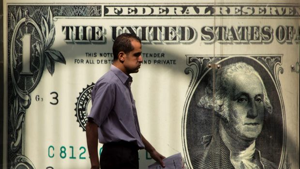 If the US dollar rises sharply, it could spark a fresh global debt crisis.