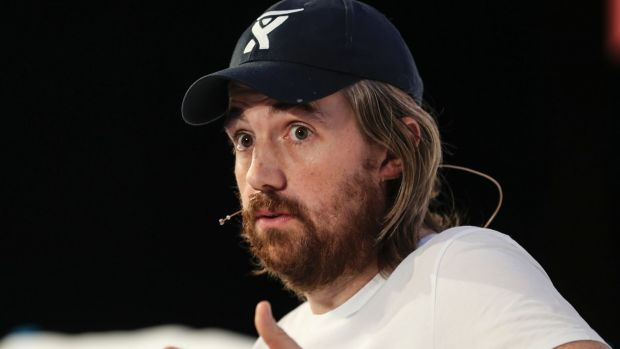 "Mike Cannon-Brookes confirmed he had taken a ""bet"" on bitcoin that has paid off handsomely."