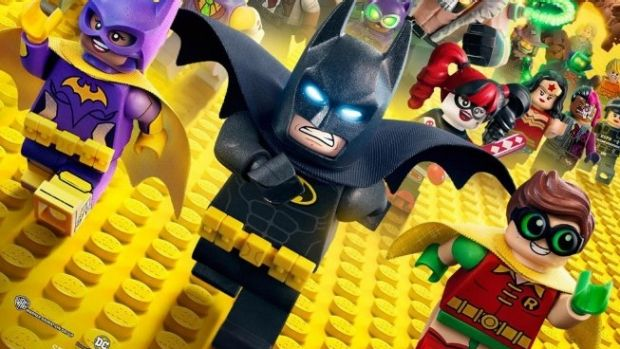 The LEGO Batman Movie has lifted Time Warner