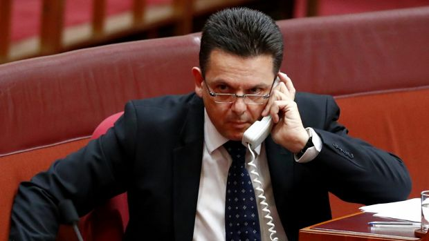Deal maker: the pensioner payments were secured as part of a deal with Senator Nick Xenophon earlier this year.