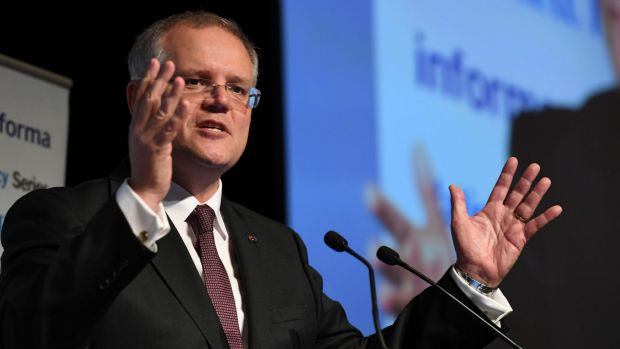 Treasurer Scott Morrison has ruled out any changes to negative gearing in May's federal budget.