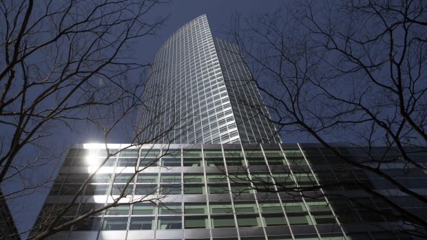 Goldman's 2 per cent decline in trading revenue came in sharp contrast to results from JPMorgan Chase & Co, Citigroup ...