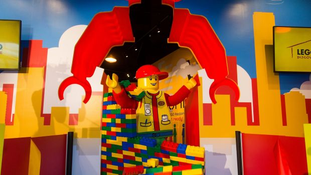 Legoland's British owner Merlin Entertainments plans to open up to four more Legoland centres in premium shopping ...