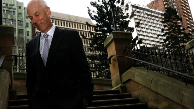 Malcolm Parmenter, pictured in 2007, will lead Primary Health Care.