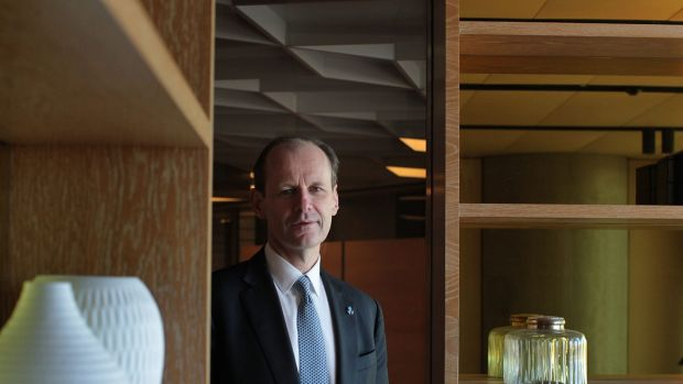 ANZ chief Shayne Elliott said the combination of low wage growth and rising household debt was unsustainable.