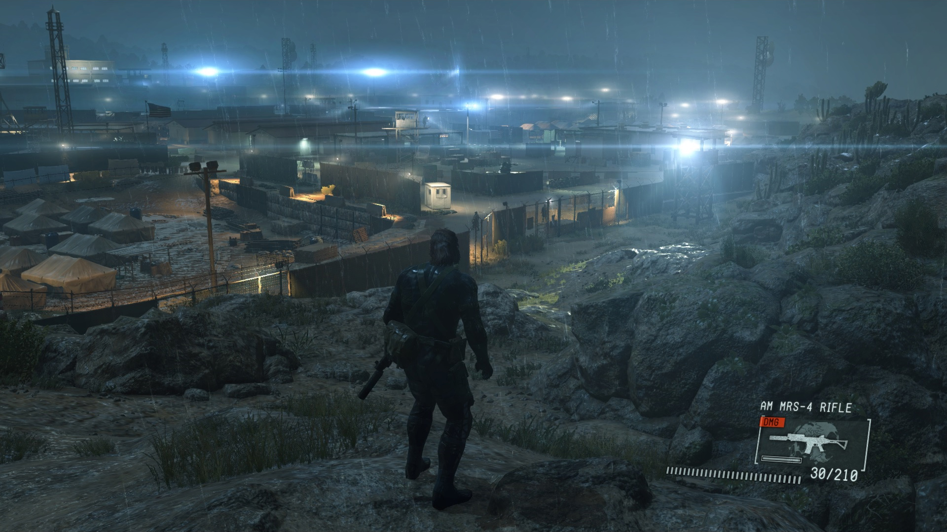 Image result for mgs ground zeroes camp omega