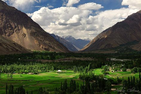 Laspur Upper Chitral