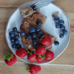 Blueberry Swapple French Toast